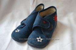 Тканевые туфли Elefanten р. 25