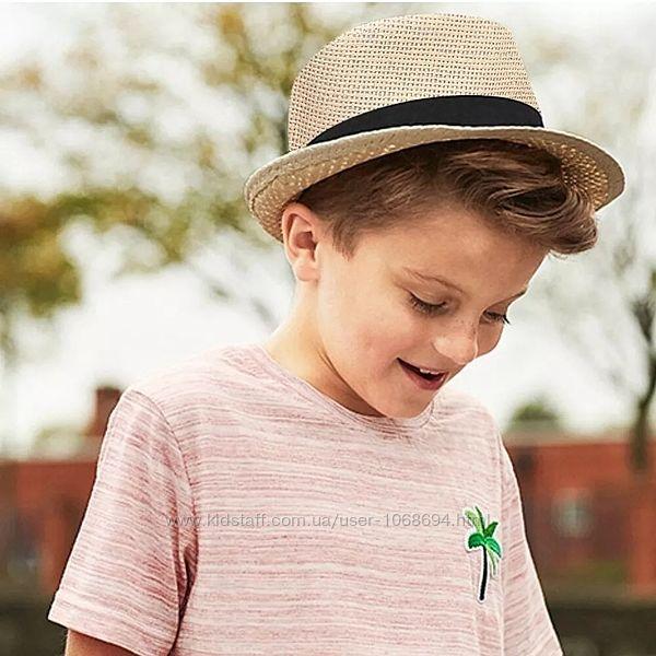 Детские летние шляпы