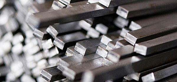 Шпонка Шпоночная сталь Шпоночный материал ст 45 калиброванная
