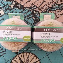 EcoTools, щетка для сухого массажа.