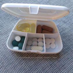 Vitaminder, Контейнер для таблеток