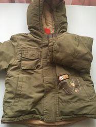 Деми куртка 74 см