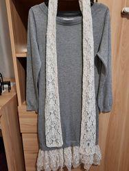 Платье трикотажное Next, р.6 152