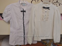 Школьные блузы 128р Smil Albero