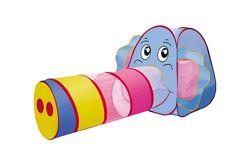 Игровая Палатка СЛОНИК Слон с хоботом тоннелем 889-87B 166Х73Х83 см Отзывы