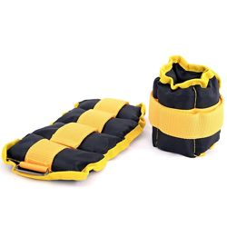 Утяжелители манжеты Элит для рук и ног  От 0, 25 кг до 6 кг Отличное качест