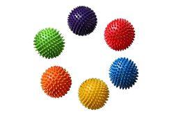 Мяч массажный игольчатый MS 1492 ПВХ, Profi Отзывы