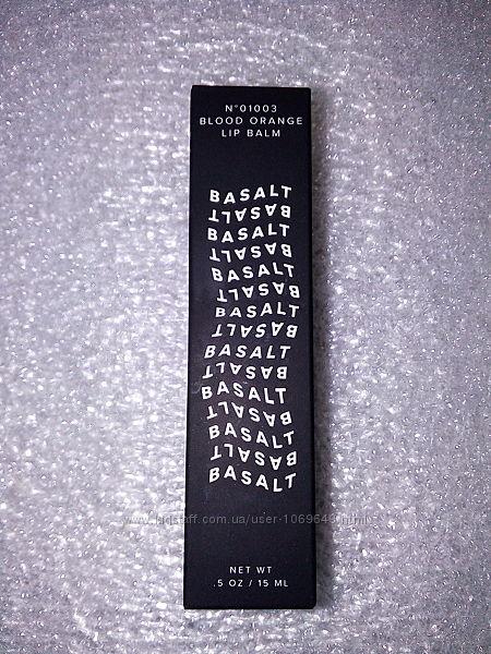 безсульфатный бальзам для губ Basalt США