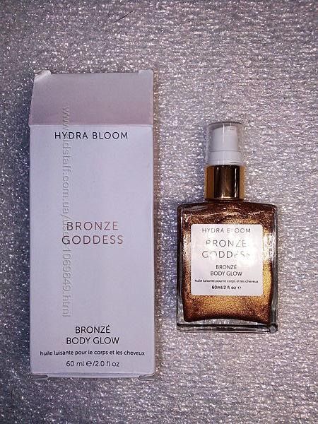 органическое масло с эффектом бронзового сияния Hydra Bloom США