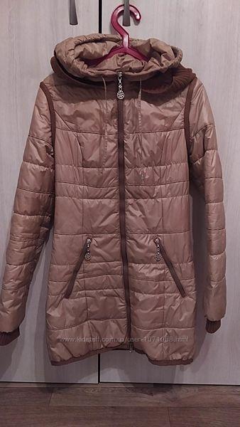 Куртка-жилетка 2в1 демисезонная р.42