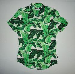 рубашка Гавайская Jaded London Viscose гавайка S