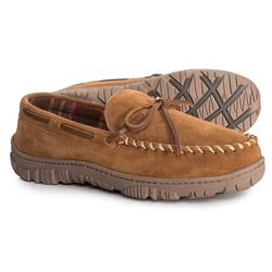 Clarks Suede Slippers