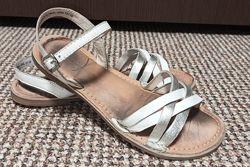 Босоножки сандалии next. размер 31 стелька 20,5 см кожа
