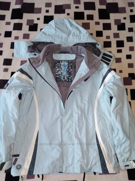 Демисезонная лыжная зимняя термо куртка Columbia NASTY р. M 38-40, 10