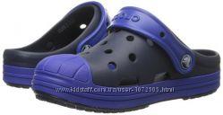 Crocs kids Crocband, Bump It Clog - обувь для детей. Оригинал