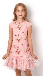 Нарядное платье для девочки Mevis 2924 - 3 цвета