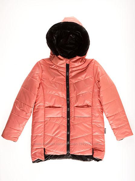 Куртка демисезонная для девочки ОДЯГАЙКО 22134 - 5 цветов