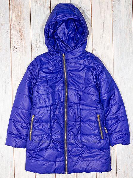 Куртка демисезонная для девочки ОДЯГАЙКО 22158 - 3 цвета