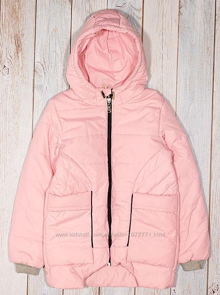 Куртка демисезонная для девочки ОДЯГАЙКО 22126