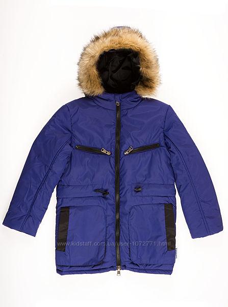 Куртка демисезонная для мальчика ОДЯГАЙКО 22115