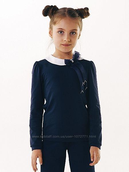 Блуза трикотажная с длинным рукавом SMIL 114646 114647