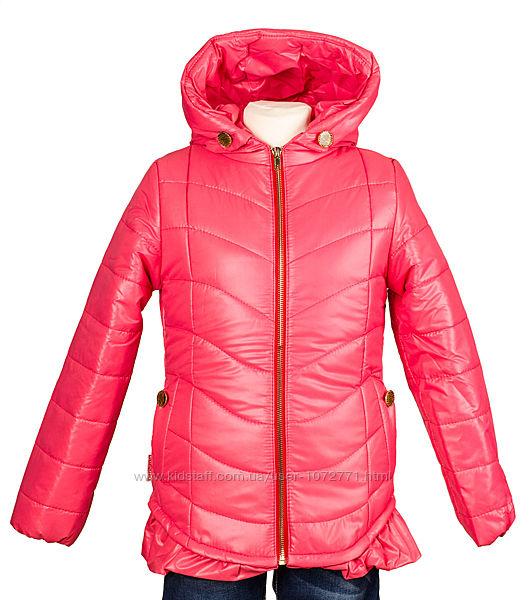 Куртка для девочки Одягайко 2633 - 2 цвета
