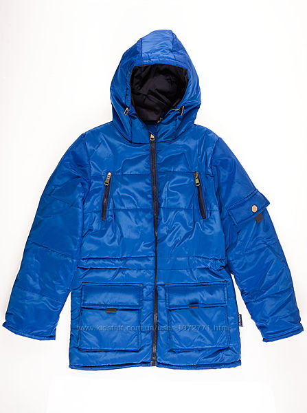Куртка для мальчика ОДЯГАЙКО 22114