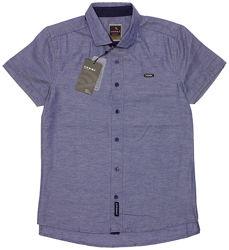 Рубашка для мальчика Cegisa джинс 8290