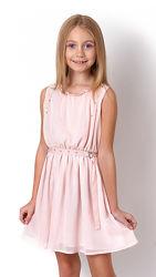 Нарядное платье для девочки Mevis 3207 - 4 цвета