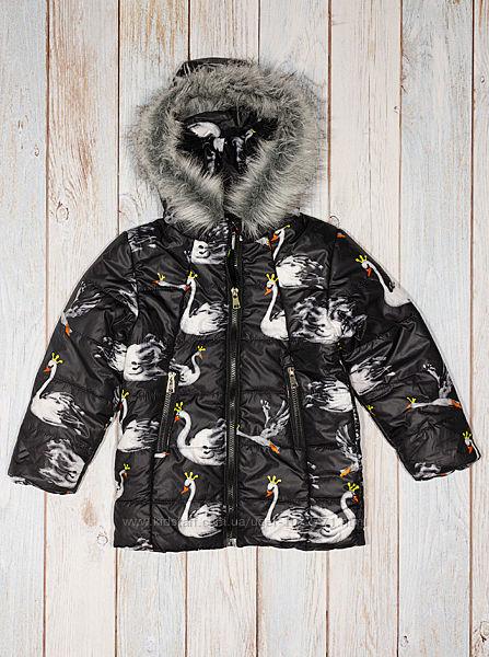 Демисезонная куртка для девочки 22103