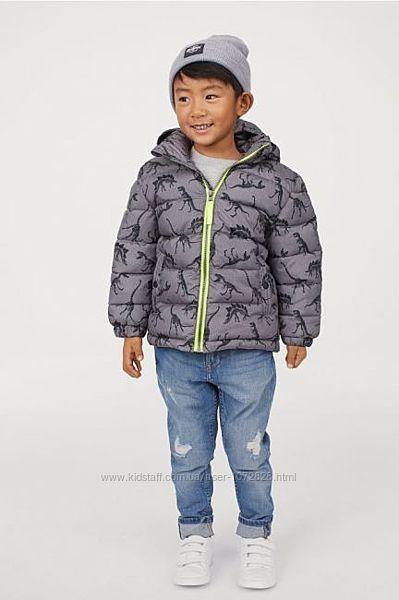 Стёганая куртка H&M 104