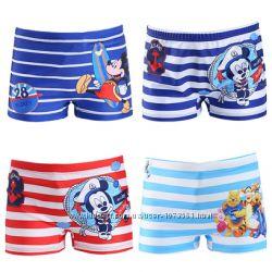 Детские плавки шорты Микки Маус, варианты