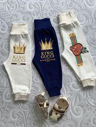 Ползунки штанишки Gucci