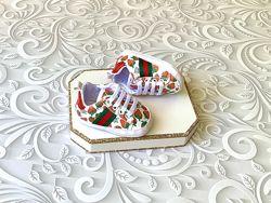 Пинетки кроссовки Gucci