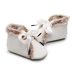 Утеплённые пинетки ботиночки.