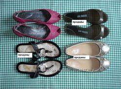 Обувь летняя разм. 34, 35