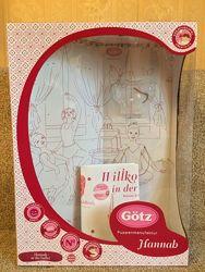 Коробок, коробка от куклы Gotz