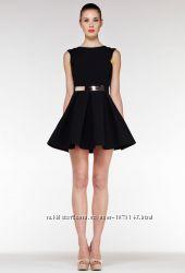 Платье мини маленькое чёрное платье