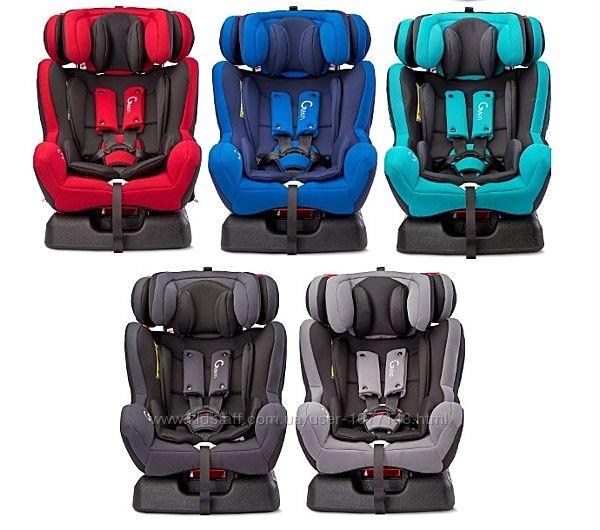 Авто кресло Caretero Galen 1-2-3 0-36кг Бесплатная доставка