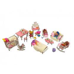Комплект мебели для маленьких кукол , лол, lol, куколок до 20 см.