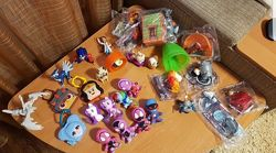 Коллекция игрушек Макдональдс. 33