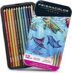 Набор цветных карандашей Prismacolor PREMIER Under the Sea 12цв.