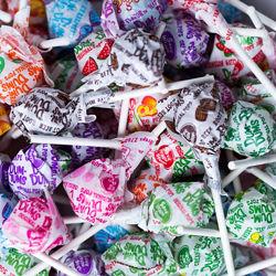 Конфеты на палочке, леденцы  Dum Dum, США набор микс 10 шт.