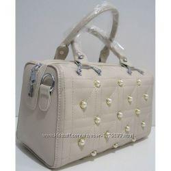 Женская каркасная сумка в 3-х цветах