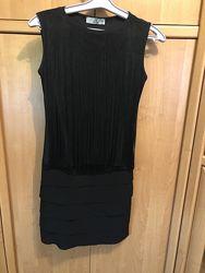 Маленькое черное платье праздничное