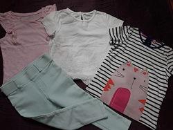 Набор из футболок и штанишек
