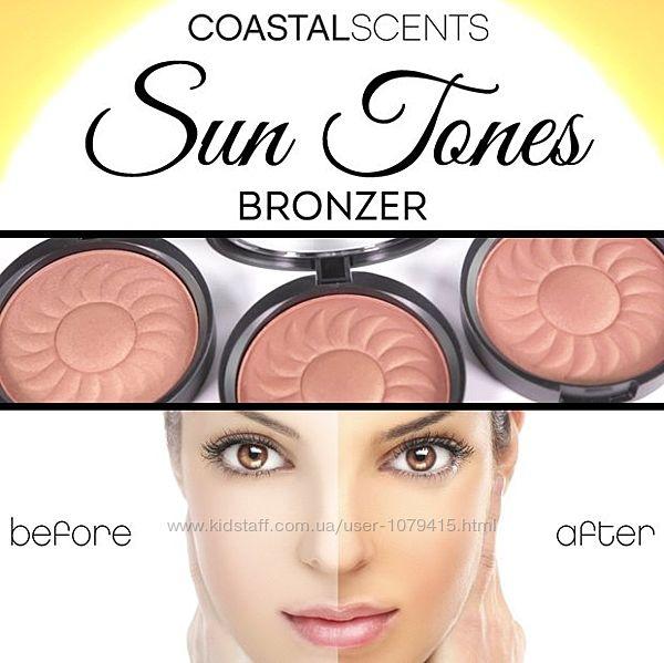 Бронзатор Coastal Scents Sun Tones Bronzer