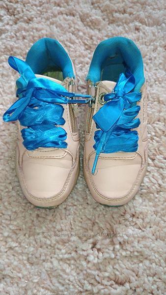 Кроссовки для девочки б/у