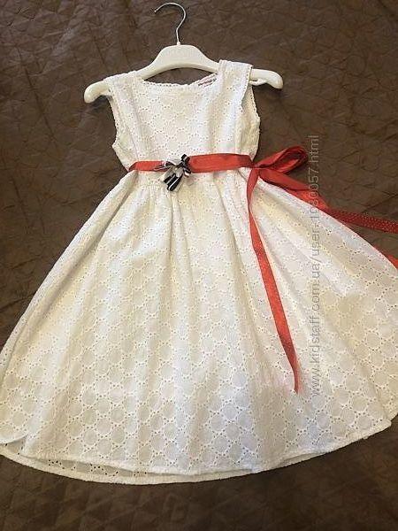 Платье Artigli на девочку 4-5 лет