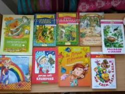 Книги для дошкольников, разные 19 шт.